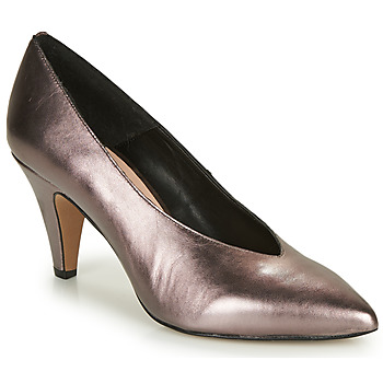 kengät Naiset Korkokengät André LOLLA Bronze