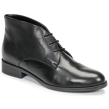 kengät Naiset Bootsit André EMILIE Musta