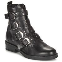 kengät Naiset Bootsit André NARCISSE Black