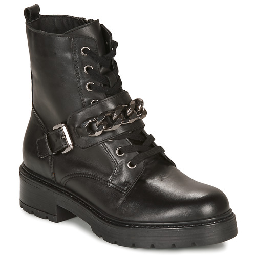 kengät Naiset Bootsit André NALA Black