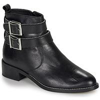 kengät Naiset Bootsit André LOTUS Black