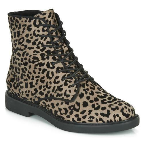 kengät Naiset Bootsit André NERON Grey