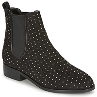kengät Naiset Bootsit André LOULLA Black