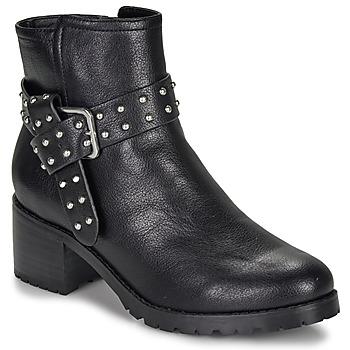 kengät Naiset Bootsit André NILLA Black