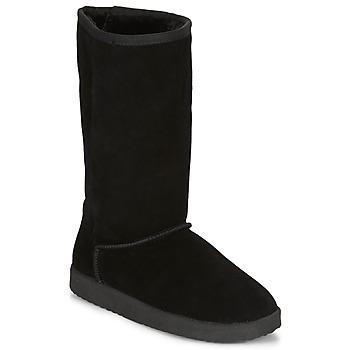 kengät Naiset Bootsit André TOULOU Black