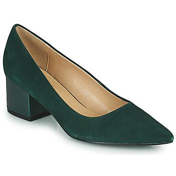 kengät Naiset Korkokengät André LAMOUR Green