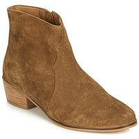 kengät Naiset Bootsit André ELEANA Camel