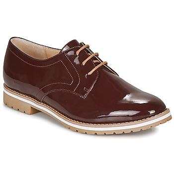 kengät Naiset Derby-kengät André CICERON Red