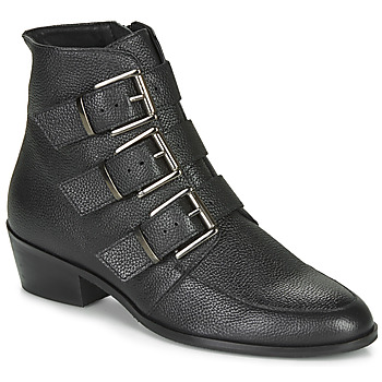kengät Naiset Bootsit André ERNA Black