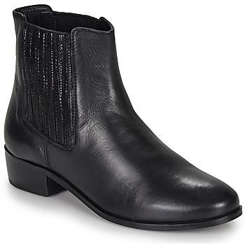 kengät Naiset Bootsit André ECUME Musta