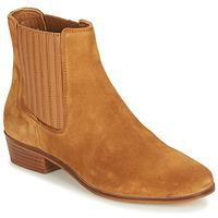 kengät Naiset Bootsit André ECUME Camel