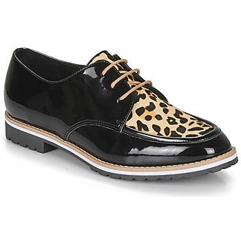 kengät Naiset Derby-kengät André CHARLELIE Leopardi