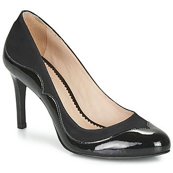 kengät Naiset Korkokengät André LA GALANTE Black