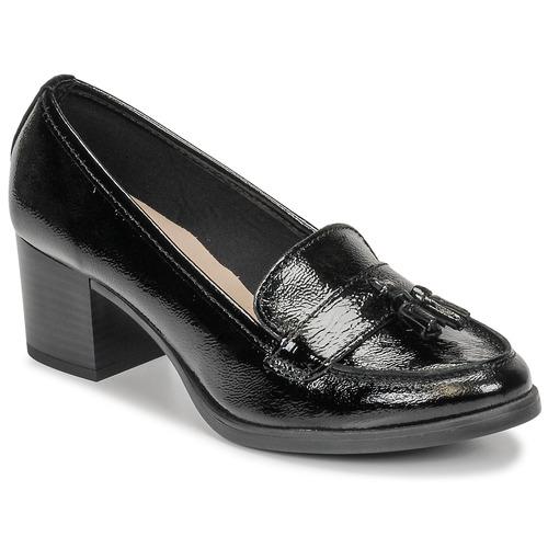kengät Naiset Mokkasiinit André MAGNOLI Black