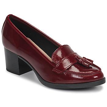 kengät Naiset Mokkasiinit André MAGNOLI Red