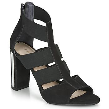 kengät Naiset Sandaalit ja avokkaat André LA  DETERMINEE Black