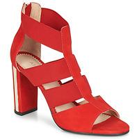 kengät Naiset Sandaalit ja avokkaat André LA DETERMINEE Red