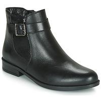 kengät Naiset Bootsit André ESMERALDA Black