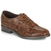 kengät Naiset Derby-kengät André MOBI Brown