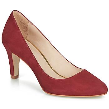 kengät Naiset Korkokengät André LINAS Red