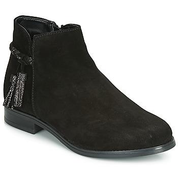 kengät Naiset Bootsit André MILOU Black
