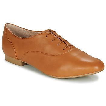 kengät Naiset Derby-kengät André EXQUIS Camel