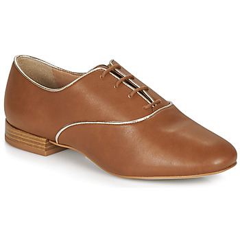 kengät Naiset Derby-kengät André VIOLETTE Camel