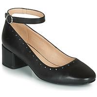 kengät Naiset Balleriinat André LAUREATE Black