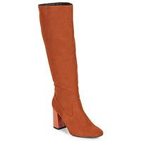 kengät Naiset Saappaat André LUXURY Orange