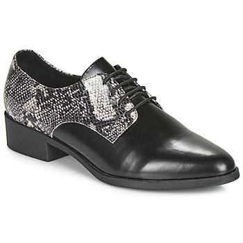 kengät Naiset Derby-kengät André NOUGATINE Black