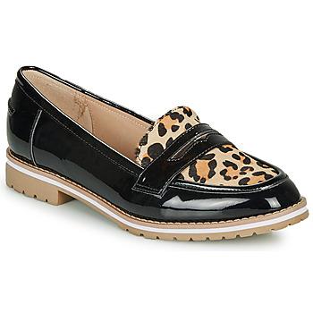 kengät Naiset Mokkasiinit André PORTLAND Leopardi
