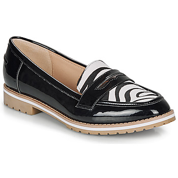 kengät Naiset Mokkasiinit André PORTLAND Black