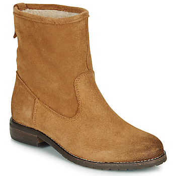 kengät Naiset Bootsit André ERIKA Beige