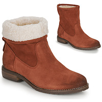 kengät Naiset Bootsit André ERIKA Orange