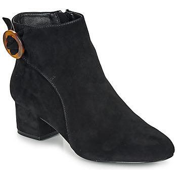 kengät Naiset Nilkkurit André LOUISON Black