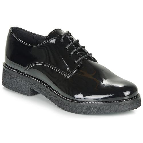 kengät Naiset Derby-kengät André NANEL Black