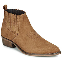 kengät Naiset Bootsit André MANA Camel