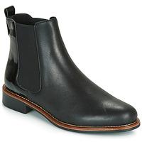 kengät Naiset Bootsit André LISSANDRO Black
