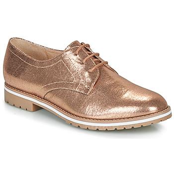 kengät Naiset Derby-kengät André CICERON Kulta
