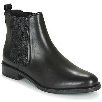 kengät Naiset Bootsit André LETKISS Black