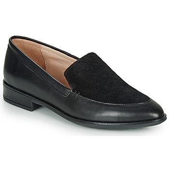 kengät Naiset Mokkasiinit André NAY Black