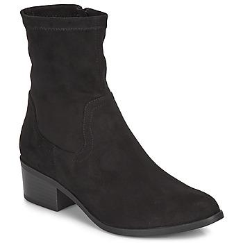 kengät Naiset Nilkkurit André NITOUCHE Black