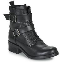 kengät Naiset Bootsit André NIMA Black