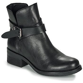 kengät Naiset Bootsit André NELL Black