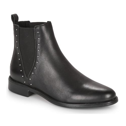 kengät Naiset Bootsit André NOTTING HILL Black