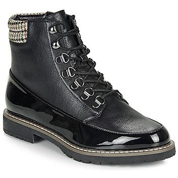 kengät Naiset Bootsit André ELBROUZ Black