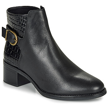kengät Naiset Nilkkurit André MIRLITON Black