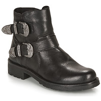 kengät Naiset Bootsit André NORCROSS Black