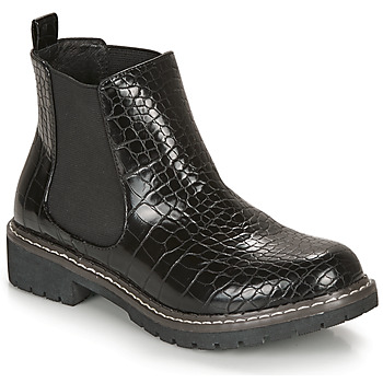 kengät Naiset Bootsit André NOVA Musta