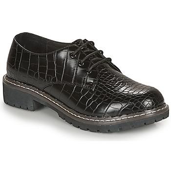 kengät Naiset Derby-kengät André NEBULEUSE Musta